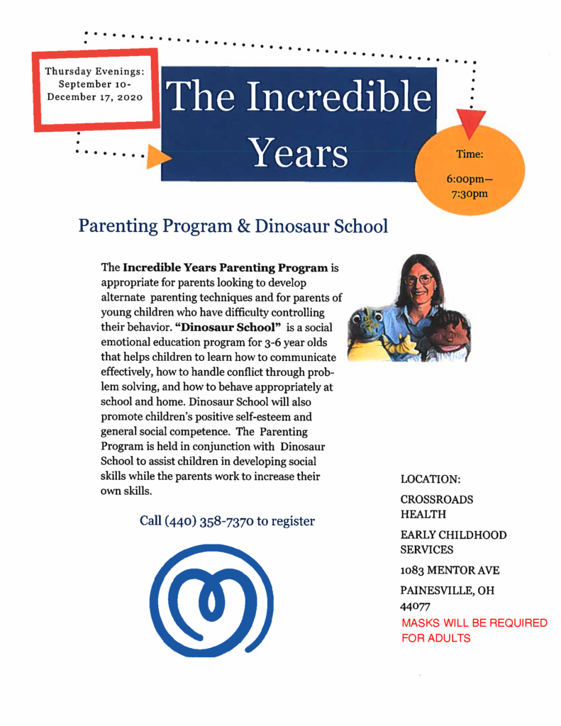The Incredible Years Parenting Program